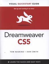 Web Designing Dreamweaver CS5 Visual QuickStart Guide By Negrino Smith