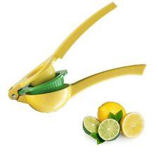 Premium Quality Metal Double Bowl Lemon Lime Squeezer Manual Citrus Press Juicer