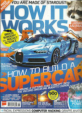 HOW IT WORKS MAGAZINE  JUNE, 2017  NO. 98  ( NOTE : SORRY, FREE POSTER MISSING )