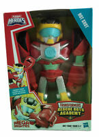 Playskool Heroes Transformers Rescue Bots Academy Hot Shot Age 3-7 Hasbro New