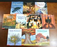 Lot of 10 PB Poetry for Young People Picture Books Teacher Resource Dickinson L1