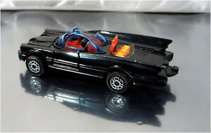 1976 DC Comics Batman Corgi Juniors 1:64 Scale, Die Cast, Batmobile Car