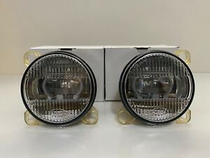 NOS VT HSV FOG LIGHTS CLUBSPORT MALOO GTS SENATOR XU6 PAIR LAMPS NEW GENUINE
