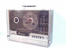 Drei motorisches Stereo Tonbandgerät N4 416/04 von PHILIPS. F3238