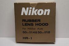 Nikon HR-1 Lens hood