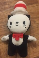 """Dr. Seuss Hello Kitty 12"""" Cat in The Hat Plush Universal Studios Stuffed Toy"""