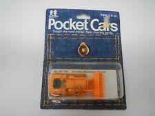Tomy Tomica Pocket Cars Komatsu Bulldozer-Shovel No. 66-106