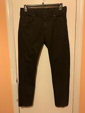 True Relugion Mens Black Slim Jeans Size 30 Lenth 28