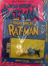 I Mille 1000 Volti Di RAT-MAN 8 Albo Statua Star Trek Parodia Leo Ortolani