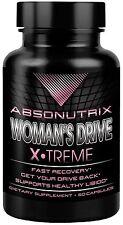 Absonutrix Womans Drive XTreme Libido Recovery Virility Female Sex Enhancement