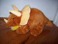 "Triceratops Dinosaur Hand Glove 17""  Plush Puppet Plush Stuffed Animals"