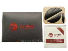 2Pack 2 Sets Tiger Gaming Logitech G5 / G7 Mouse Feet Skates Teflon 0.6mm New