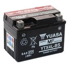 YTX4L-BS BATTERIA YUASASIGILLATA 12V 3,2AH DaelimMessage II 50 1998 1999