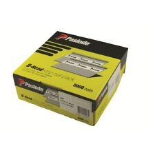 Paslode 75 x 3.06mm Bright D Head Framing Nail - 3000 Pack