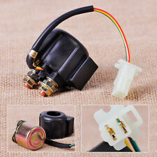 Starter Relay Solenoid for Yamaha XV750 Virago Warrior YFM350 Honda ATV300 Suzuk