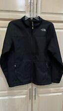 The North Face Black Windwall Boy's Jacket XL