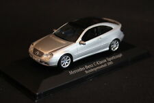 Minichamps DV) Mercedes-Benz C-Klasse Sportcoupé 1:43 Bundespresseball 2001 (JS)