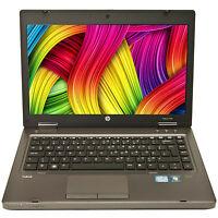 HP ProBook 6470b i5-3.Generation 2,6Ghz 4Gb 320Gb WebCam 1600x900 UMTS Win7Pro