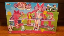 BRAND NEW Disney Junior Minnie Mouse Fabulous Shopping Mall by Fisher Price