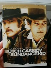 Butch Cassidy and the Sundance Kid (Dvd, 2009, 2-Disc Set, Collectors Edition G…