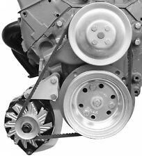 Alan Grove PS Steel Low Mount Alternator Mounting Bracket SWP SB Chevy SBC 211R