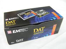 20x DAT Tapes Bänder EMTEC BASF DAT Master 34 Minuten * NEU OVP * NEW