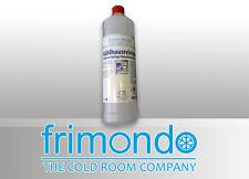 Kühlhausreiniger, Tiefkühlzellenreiniger für Kühlzelle, Tiefkühlzelle 1 Liter