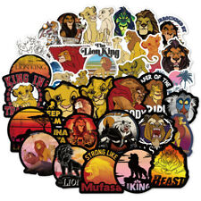 The Lion King Sticker Albums New Stickers Animals Stickers for Laptop Xmas Gift