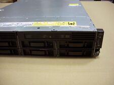 HP Proliant DL180 G5 Xeon Quad Core E5405 2.0GHz 4GB RAM E200 DVDROM 2x 750W PSU