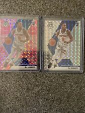 RJ barrett Mosaic Silver Wave And Pink Cello Lot