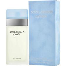 LIGHT BLUE 100ml EDT SPRAY FOR WOMEN BY DOLCE & GABBANA ------------ NEW PERFUME