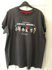 George Disney Mickey Mouse's Friends T-shirt - Brand New