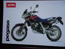 Prospekt APRILIA Pegaso 650 Enduro neu Brochure Prospetto 4