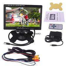 "7"" HD Monitor Touch Screen HDMI VGA Input 1024*600 for Raspberry Pi 3 / 2/ B+/ A"