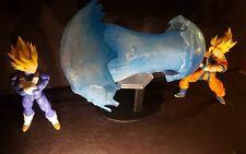 Custom Kamehameha translucent energy effect Dragon ball z figuarts No Figures