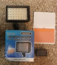 Neewer CN-160 Dimmable 160 LED Camera Camcorder Video Light
