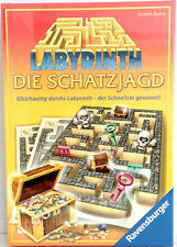 Labyrinth Die Schatzjagd Ravensburger 26365, NEU