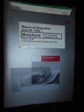 AUDI A6 depuis 1998 : manuel d'atelier - Boite mécanique 6 vitesses 01E 4x4