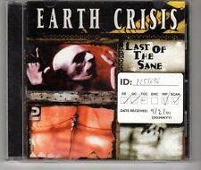 (HG963) Earth Crisis, Last Of The Sane - 2001 CD