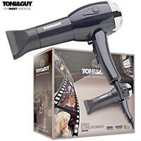 TONI & GUY TGDR5371UK Daily Conditioning Salon Pro Hair Dryer 2000W / Brand New