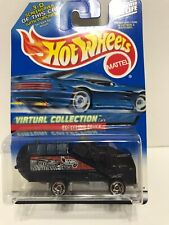 2000 Hot Wheels Virtual Collection Recycling Truck 143