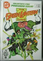 Green Lantern Corps #201 1986 DC 1st Appearance KILOWAG
