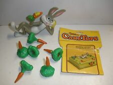 vintage Wilton Cake Tops Bugs Bunny & Carrot Candleholder set of 7 pieces