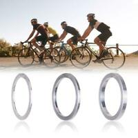 """SET OF FIVE 3.6mm Chainring Spacers for Inner /""""Granny Gear/"""" 8mm Threaded Boss"""