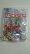 Nintendo Wii PAL version Monopoly Streets