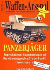 Waffen-Arsenal Highlight Band 15 Panzerjäger Beutefahrzeuge Marder I II Prototyp