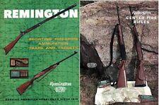 Remington 1962 Sporting Firearms Catalog