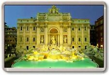 FRIDGE MAGNET - Trevi Fountain- Large Jumbo - Rome Italy