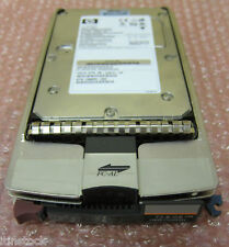 HP 72.8Gb 15K FC FC-AL Fibre Channel Hard Drive HDD 72Gb 300588-001