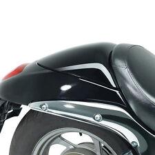 2013 - 2017 SUZUKI BOULEVARD M 50  M50 Stock OEM SEAT COWL BLACK